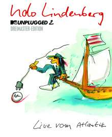 Udo Lindenberg: MTV Unplugged 2 - Live vom Atlantik (Dreimaster-Edition), 3 CDs