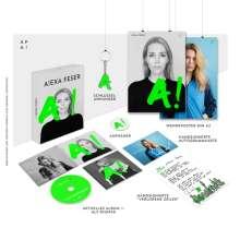 Alexa Feser: A! (Limited-Fan-Edition), CD