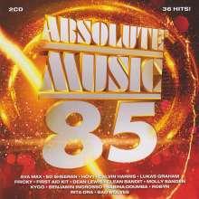 Absolute Music 85, 2 CDs