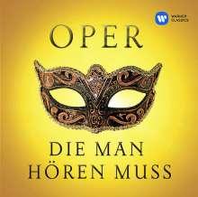 Oper, die man hören muss, CD