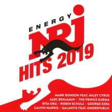 NRJ Hits 2019, 2 CDs