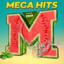 MegaHits - Sommer 2019, 2 CDs