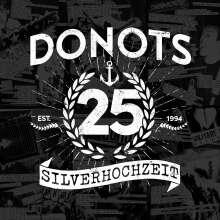 Donots: Silverhochzeit (180g) (Limited-Numbered-Edition) (Translucent Vinyl) (signiert)