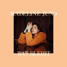 Madeline Juno: Was bleibt, CD