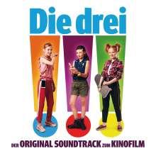 Filmmusik: Die drei!!!, CD