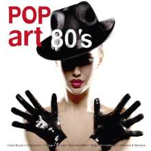 PopArt 80's: Kult Hits der 80er, 2 CDs