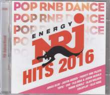 Energy - Hit Music Only! - Best Of 2016, 2 CDs