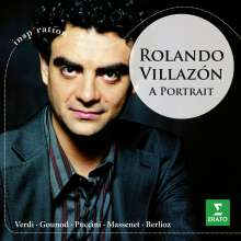 Rolando Villazon - A Portrait, CD