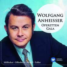 Wolfgang Anheisser - Operetten Gala, CD