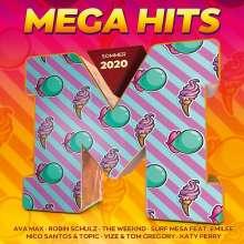 MegaHits Sommer 2020, 2 CDs
