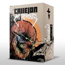 Callejon: Metropolis (Limited Deluxe Box), 1 CD und 1 Merchandise