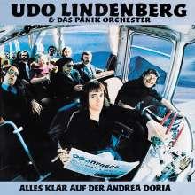 Udo Lindenberg & Das Panikorchester: Alles klar auf der Andrea Doria (180g), LP