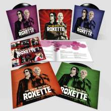 Roxette: Bag Of Trix (Music From The Roxette Vaults), 4 LPs
