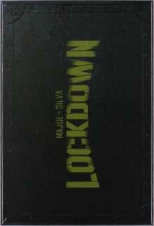 Majoe x Silva: Lockdown (Survival Box), 2 CDs, 1 T-Shirt und 1 Merchandise