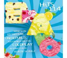 Bravo Hits 114, 2 CDs