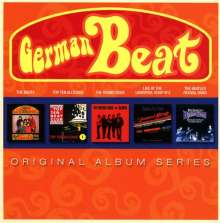 German Beat: Original Album Series, 5 CDs
