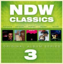 NDW Classics Vol. 3: Original Album Series, 5 CDs