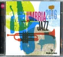 Umbria Jazz 2016 - The Summe, 2 CDs