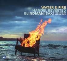 "Bl!ndman - ""Water & Fire"" Handel revisited, CD"