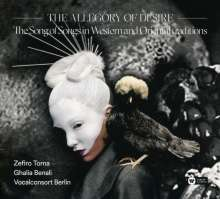 The Allegory of Desire, CD