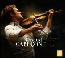 Renaud Capucon - Le Violon Roi, 4 CDs