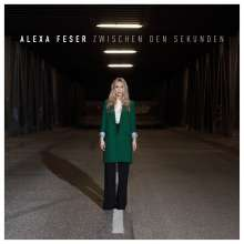 Alexa Feser: Zwischen den Sekunden, CD