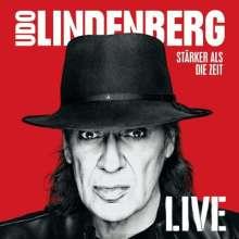 Udo Lindenberg: Stärker als die Zeit - Live, 2 CDs