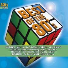 Best Of The 80's (3 CDs - 50 Hits), 3 CDs