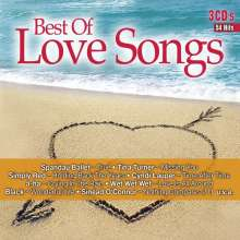 Best Of Love Songs (3CDs - 54 Hits), 3 CDs