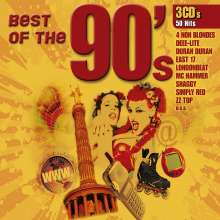 Best Of The 90's (3 CDs - 50 Hits), 3 CDs
