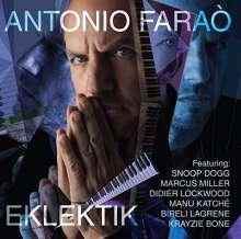 Antonio Faraò (geb. 1965): Eklektik, CD