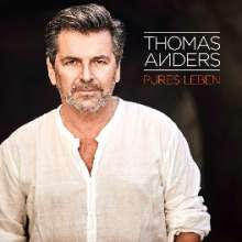 Thomas Anders: Pures Leben (Limited-Edition) (signiert) (45 RPM), 3 LPs