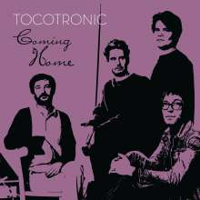 Coming Home by Tocotronic, CD