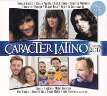 Caracter Latino Classic 2017, 2 CDs