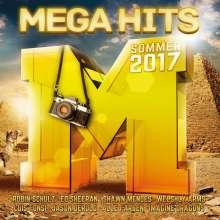 MegaHits-Sommer 2017, 2 CDs