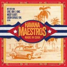 Havana Maestros: Made In Cuba, CD