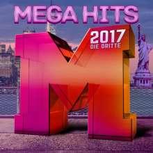 MegaHits 2017 - Die Dritte, 2 CDs