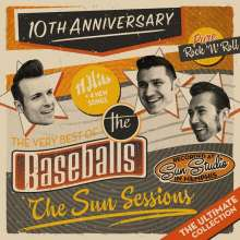 The Baseballs: The Sun Sessions (180g), 2 LPs