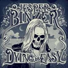 Jesper Binzer: Dying Is Easy, CD