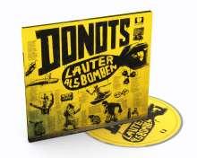 Donots: Lauter als Bomben, CD