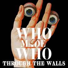 WhoMadeWho: Through The Walls, CD