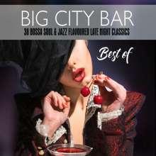 Big City Bar-Best Of (38 Bossa Soul & Jazz Flavoured Late Night Classics), 2 CDs
