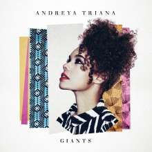 Andreya Triana: Giants, CD