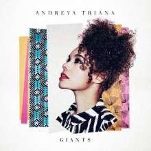 Andreya Triana: Giants, 1 LP und 1 CD