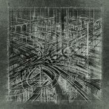 The Bug vs Earth: Concrete Desert (Colored Vinyl), 2 LPs