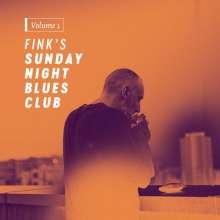 Fink        (UK): Fink's Sunday Night Blues Club Vol.1, LP