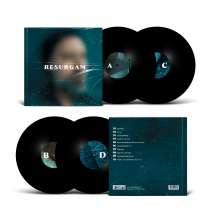 Fink        (UK): Resurgam (180g), 2 LPs