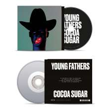 Young Fathers: Cocoa Sugar, CD