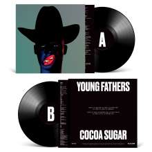 Young Fathers: Cocoa Sugar (180g), LP