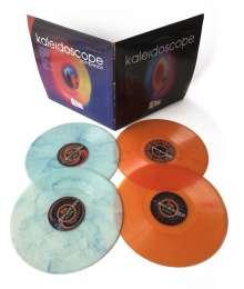DJ Food: Kaleidoscope + Companion (Coloured Vinyl), 4 LPs